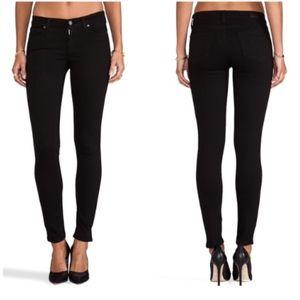 PAIGE Vertugo Ultra Skinny Jeans in Black 31